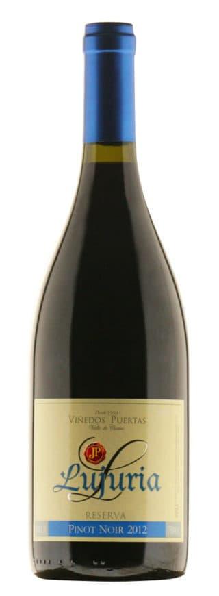 Lujuria Pinot Noir 2012