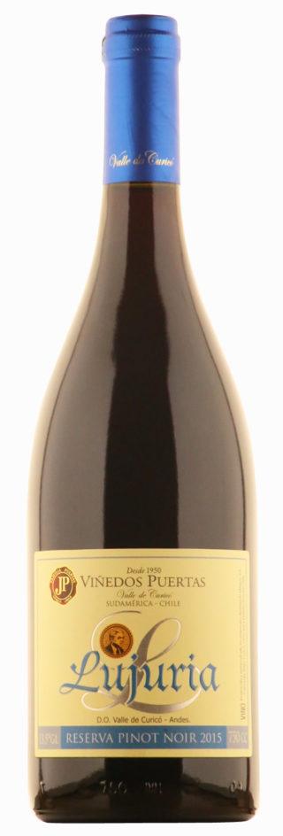 Lujuria Reserva Pinot Noir 2015