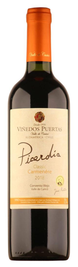 Picardía Classic Carmenére 2018