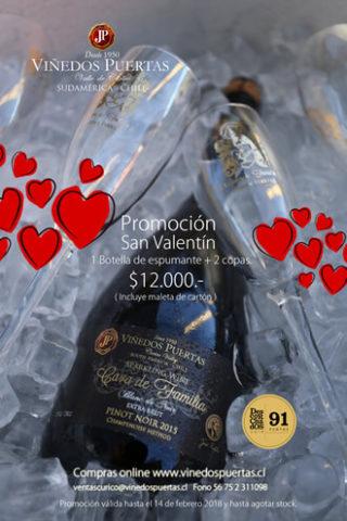 Promo San Valentin